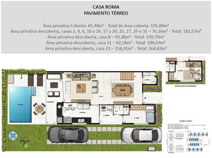 Concetto residenziale casa concetto 43 lancamento de for Aprire piani casa concetto